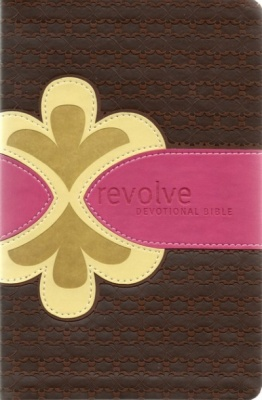 NCV Revolve Teen Girls Devotional Bible